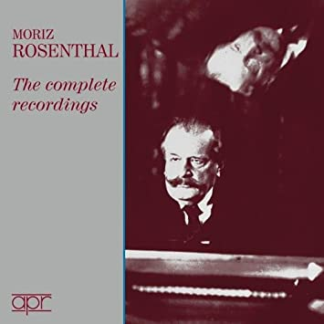 Moriz Rosenthal - The Complete Recordings(5CD)